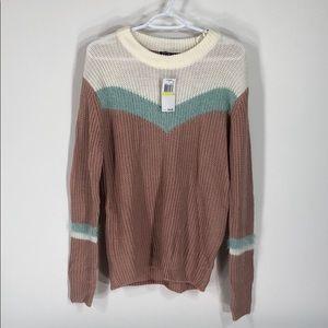 Freshman crochet style sweater